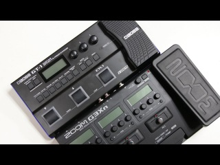 BANG FOR BUCK: Zoom G3xn vs BOSS GT-1 Guitar Multi Effects Processor Comparison