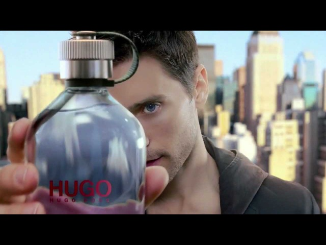 Hugo Boss Just Different with Jared Leto