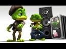 Бешеная лягушка Заедающая музыка