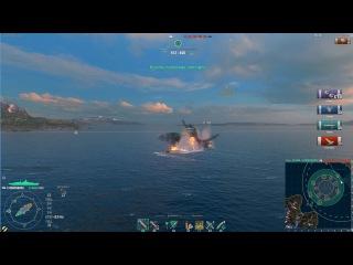 Новые спец. эффекты: гибель от торпеды