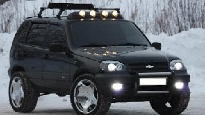 Нива Шевроле Приора Гранта ВАЗ 2110 ВАЗ 2107 ВАЗ 2115 Ока и ГАЗ 3110 на краш тестах