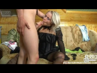 [PornoWorld] Ferro Network - Susanna (Russian mom, Amature, BlowJob, Sex, Cum on face, Russian mom)