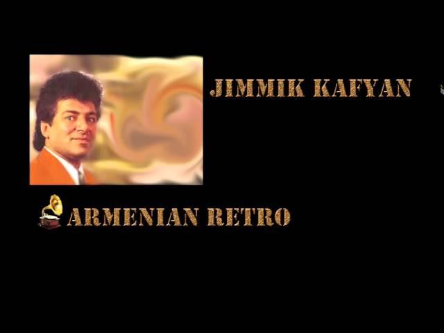 Jimmik Kafyan Sirun Aghjik 1998 Armenian Retro