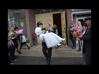 Прекрасный свадебный клип Гены и Оли.
