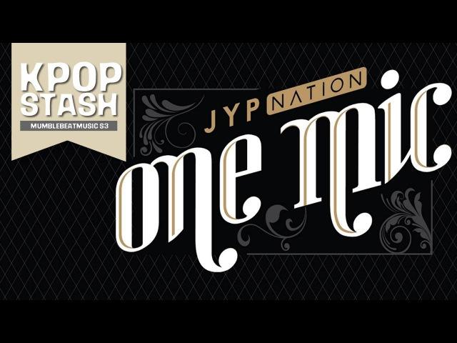 2AM 2PM - No Goodbyes (Korean Original Ver.) [JYP NATION KOREA 2014 'ONE MIC']
