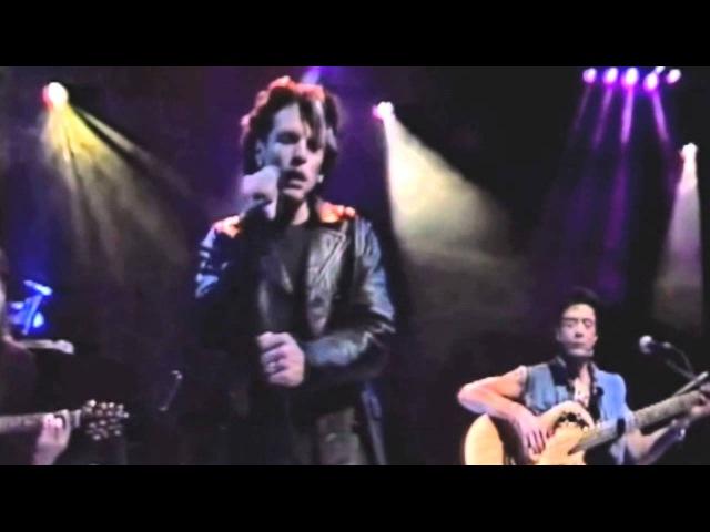 BED OF ROSES Unplugged Bon Jovi Australia TV Show 1992 HD