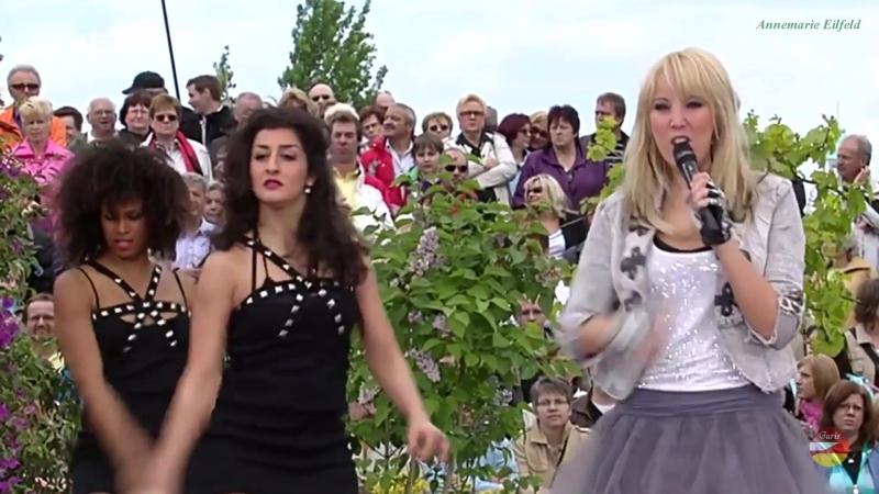Annemarie Eilfeld Animal Instinct ZDF Fernsehgarten 16.05.2010