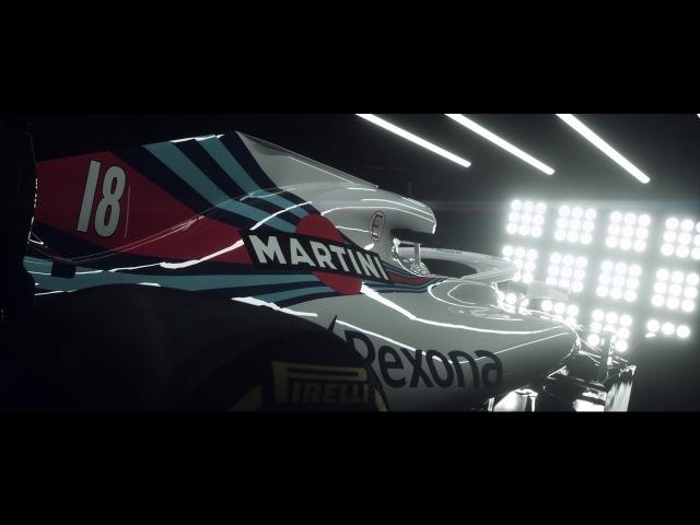 WILLIAMS MARTINI RACING Reveals FW41 at 2018 Season Launch