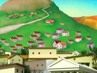 Развивающий мультфильм  Всемирная история Древняя Греция