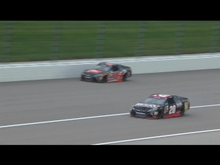 Bell makes bold late-race move on jones for first xfinity win