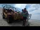 Cэндборд (sandboarding) в Ике (Ica), оазис (aguada) Вакачина (Huacachina), Перу - Багги (Buggy)
