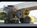 На что способен Трактор Кировец Зверская мощь Трактор монстр К 700, К 701 Russian monster Tractor