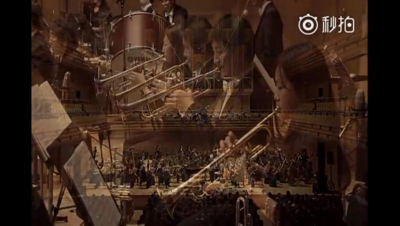 GACKT Weibo 06 12 2017 Tokyo Philharmonic Symphony Orchestra 2 Karei naru kurashikku no tabe 2015 03 MIZERABLE