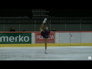 Алиса Федичкина КП Tallinn Trophy 2017