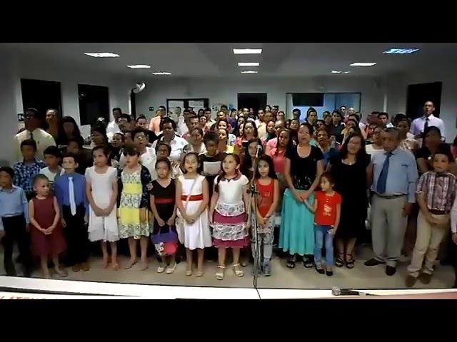 JW из Колумбии поют для своих единоверцев в России