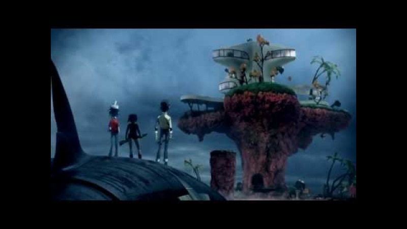 Gorillaz On Melancholy Hill Official Video