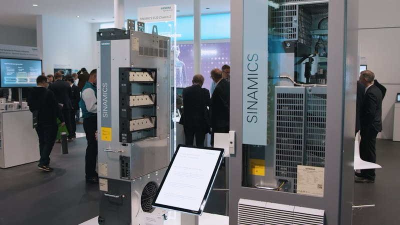 SINAMICS S120 Chassis 2 Cabinet Modules 2 Next gen in flexibility