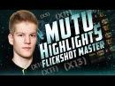 Mutu Highlights Flickshot Master
