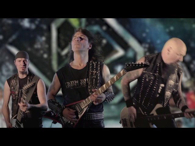 Iron Angel - Ministry of Metal (Official Music Video)