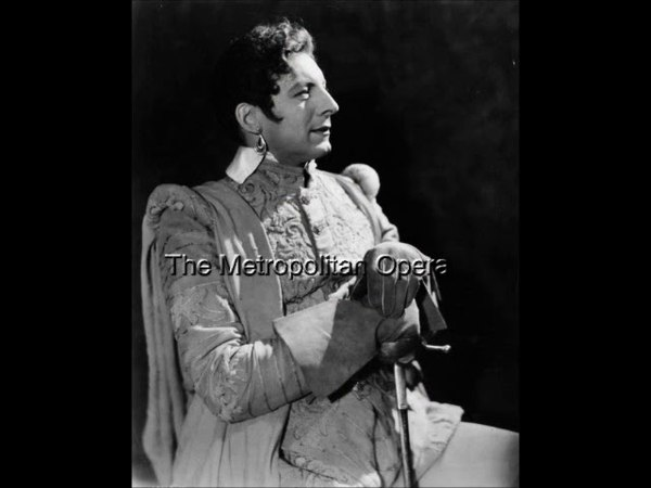 Don Giovanni 1942 Met (Pinza, Bampton, Kullman, Novotna, Kipnis, Sayão, Cordon - Walter)
