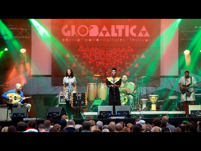 Alsarah The Nubatones - Globaltica 2017