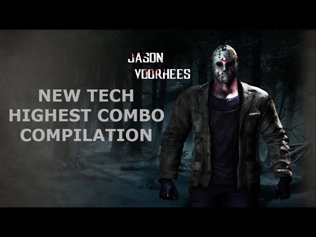 MKXL Jason New Highest Combo Compilation 101%
