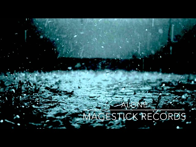ALONE Deep Soulful Piano Rap Instrumental prod by Magestick Records