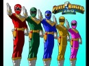 Power Rangers Zeo Пауэр Рейнджерс или Могучие Боевые Рейнджеры Зео часть 5
