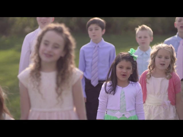 I Know That My Savior Loves Me by Reese Oliveira | Arr. Masa Fukuda of One Voice Children's Choir