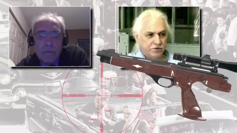 Did James Files Shoot JFK Exploring the Claims with Abel Danger's David Hawkins