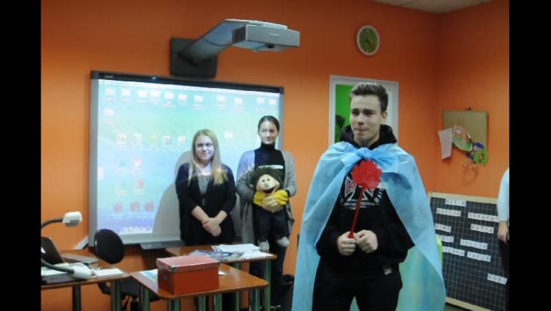 Improtheater Martinstag lustige Version Regie Katja Klimoschenko