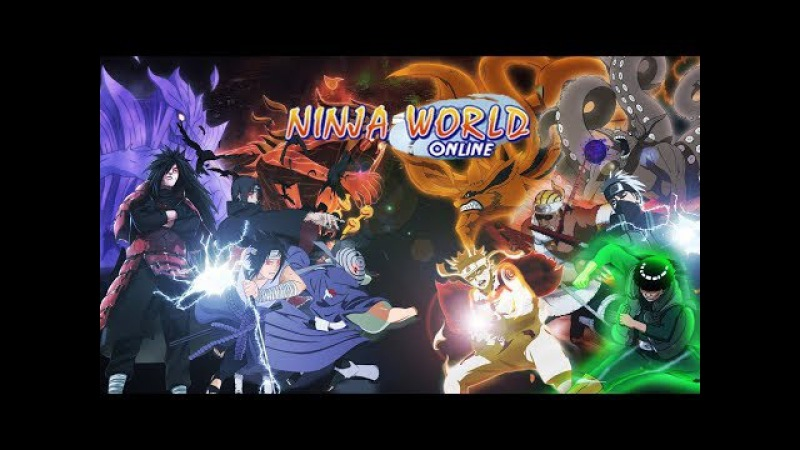 Ninja World : Opogame : s341 Хаширама 7