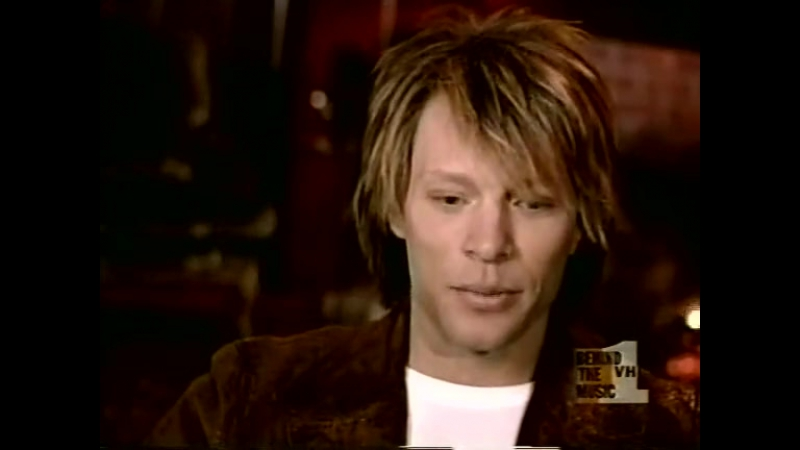 Бон Джови По ту Сторону Музыки Bon Jovi Behind The Music 2002