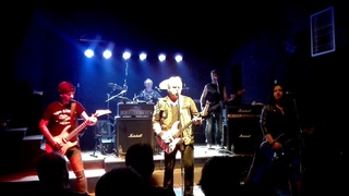 PAUL LAINE - We are the young Live in Athens Greece 3-15-2017 Melodic Rock Hard Rock HD