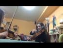 Импровизация. Скрипка, альт