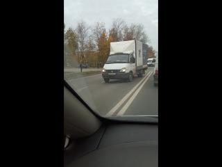 ДТП на ул. Юрия Смирнова
