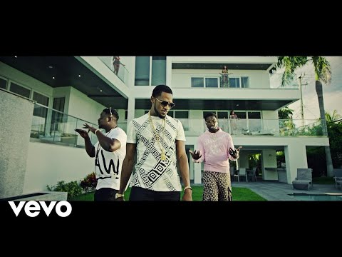 D'Banj EL CHAPO ft Gucci Mane Wande Coal