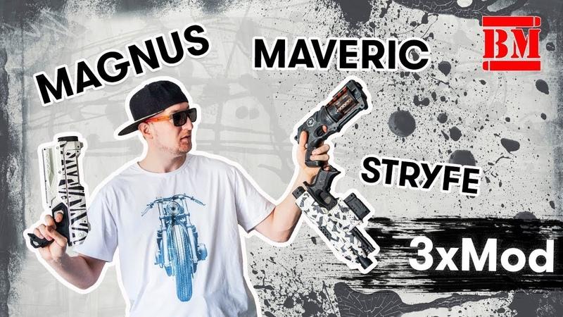 Maveric Magnus Stryfe 3 x MOD