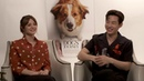 A Dog's Journey || Kathryn Prescott Henry Lau Generic Junket Interview || SocialNews.XYZ