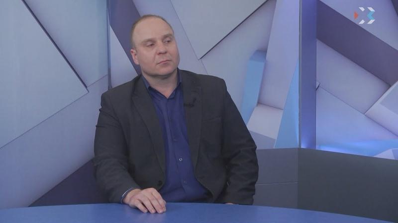 Полезный День Эфир от 19 04 2019 Александр Ирхин