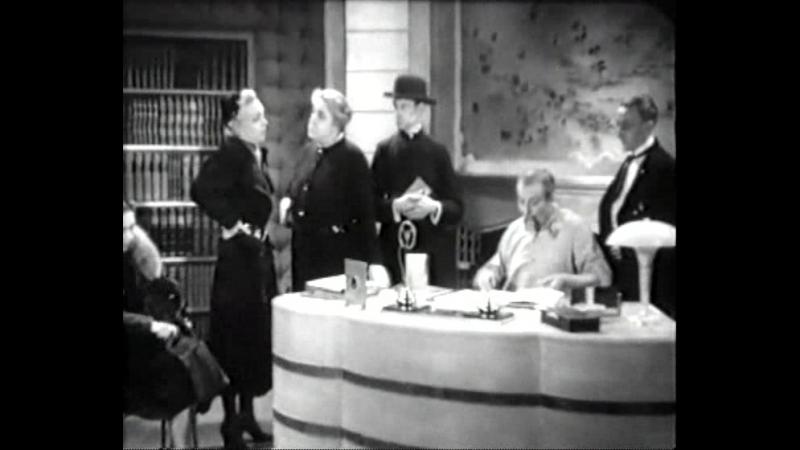 Арсен Люпен Arsene Lupin detective 1937