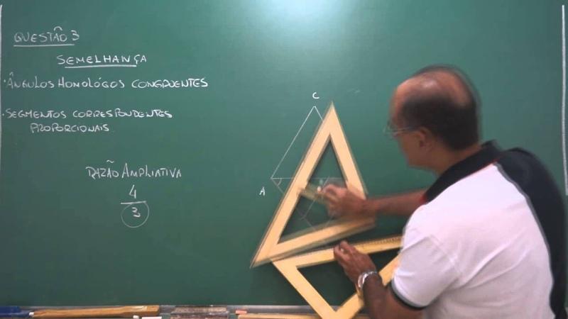 PENSI Desenho Geométrico Congruência semelhança e equivalência