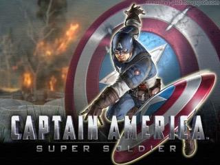 Captain america super soldier (2011) игрофильм (субтитры)