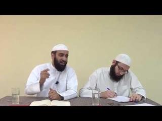 Сорок хадисов о правах Господа миров    Шейх Валид Аль-Абри    Восьмой урок (2/2)