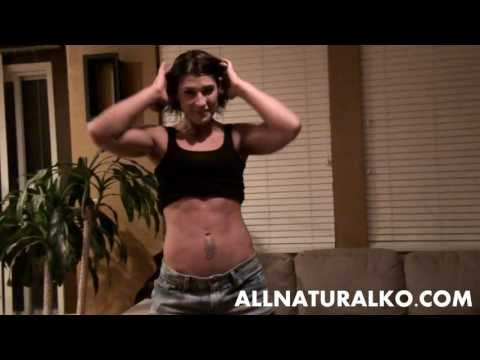 Kortney Olson Introduction Of All NAtural KO 194124366541