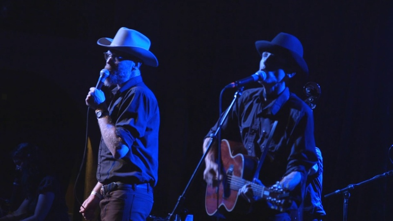 Slim Cessna's Auto Club plays Do You Know Thee Enemy at Bluebird Theater