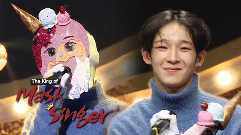 Nam Tae Hyun - Losing Heart by Nell [The King of Mask Singer Ep 188]