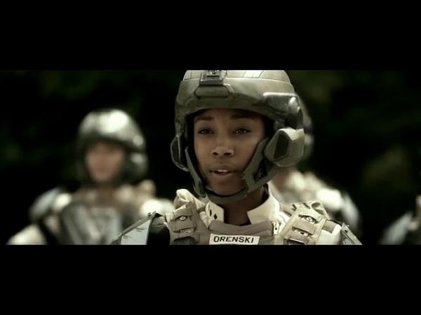 ФАНТАСТИЧЕСКИЙ ЭКШЕН Halo 4 Идущий к рассвету
