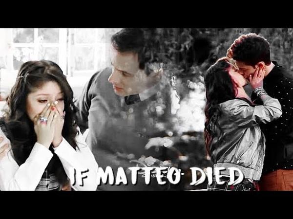 If Matteo Balsano died | Если бы Маттео умер... | Soy Luna