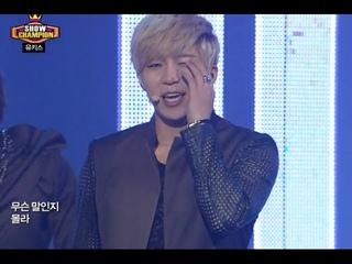 U-KISS - She's Mine, 유키스 - 내 여자야, Show Champion 20131120